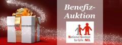 Ring-Paare.de spendet Uhr für Benefiz-Schmuckauktion